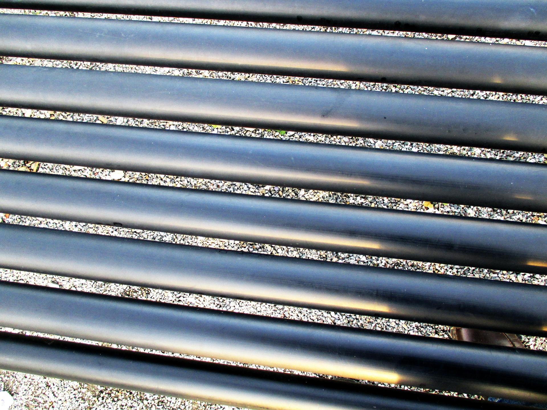 rury metalowe